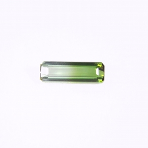 tourmaline bicolore vert