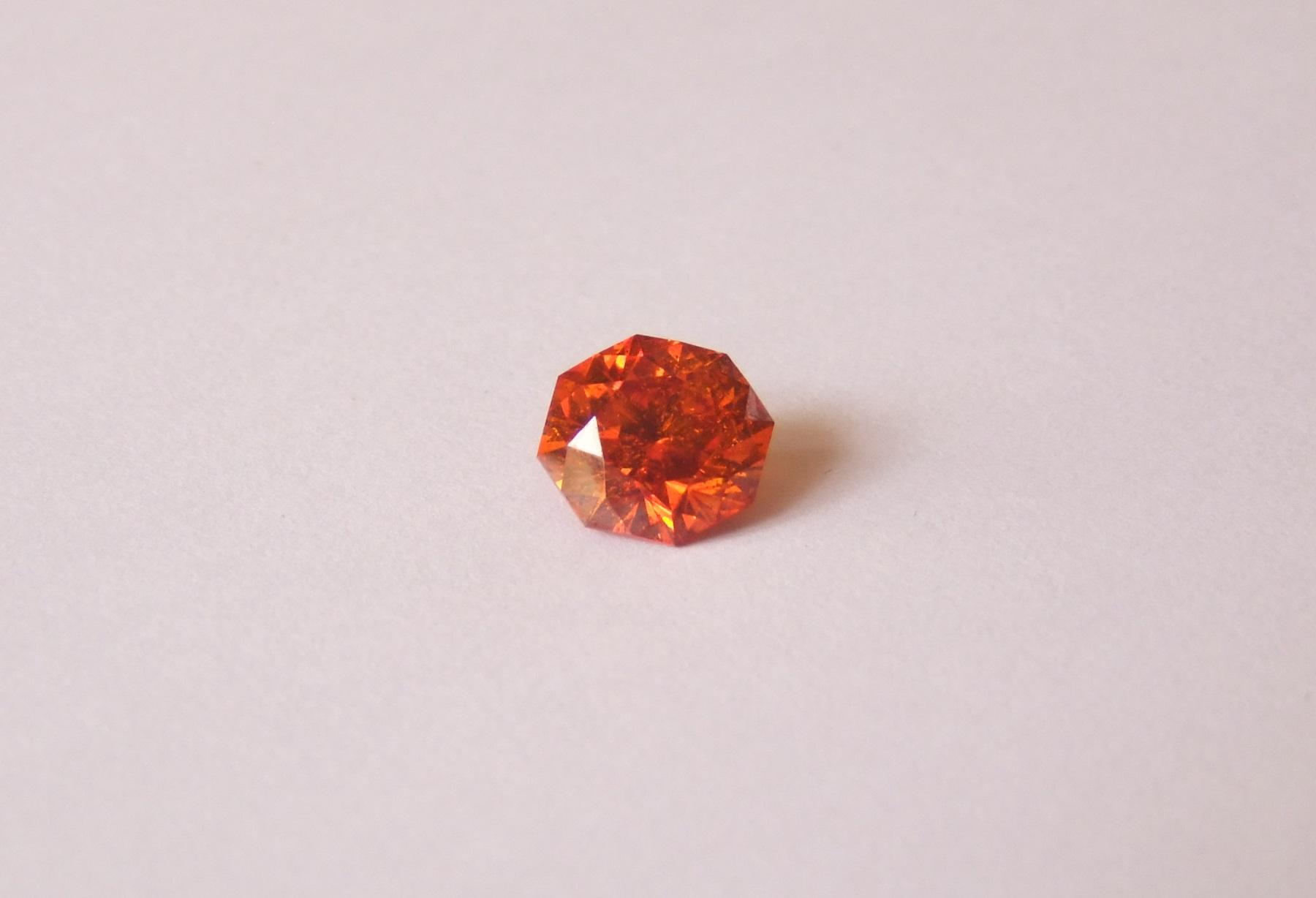 sphalérite orange