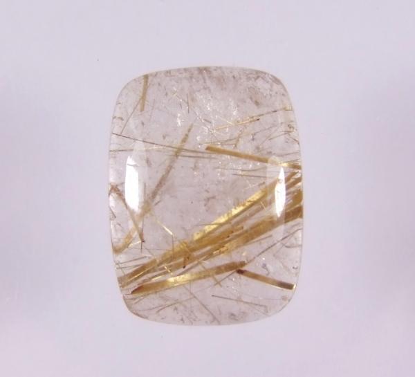 quartz à aiguilles de rutile