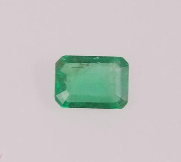 emeraude de zambie 0.79 carats