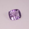 amethyste taille concave