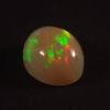 cabohon d'opale précieuse