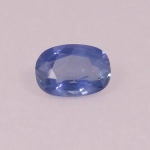 pierre de joaillerie saphir bleu