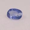 saphir bleu 0.96 carat
