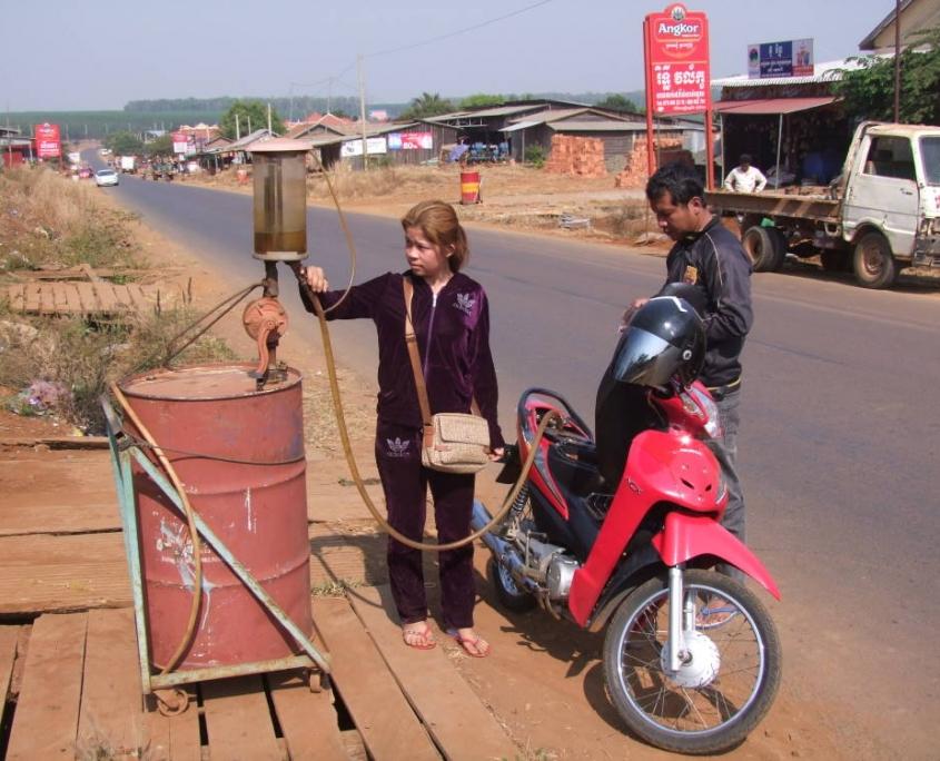 voyage au Cambodge en moto