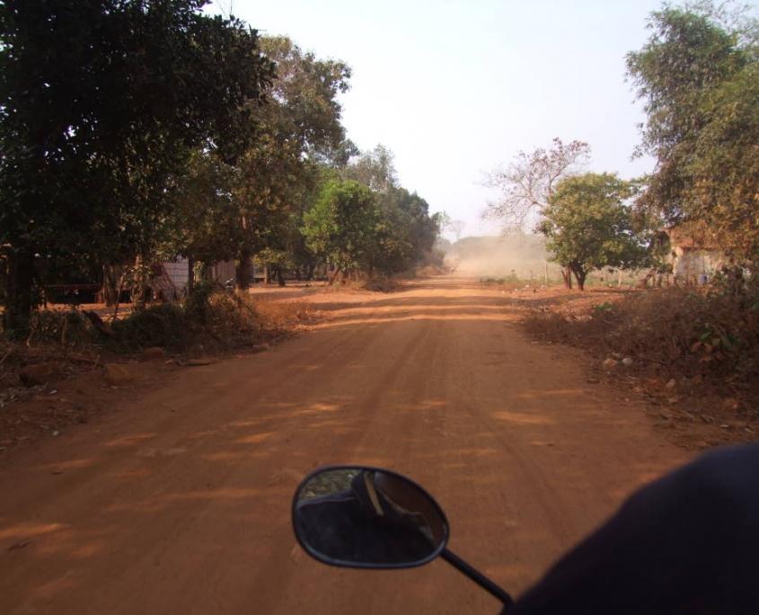 Voyages sur le chemin des mines du Ratanakiri